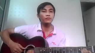 Hãy để anh yêu em lần nữa...Cover guitar^^