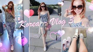 shopping in korea vlog 3 fashion shopping in seoul ewha woman s university shopping street