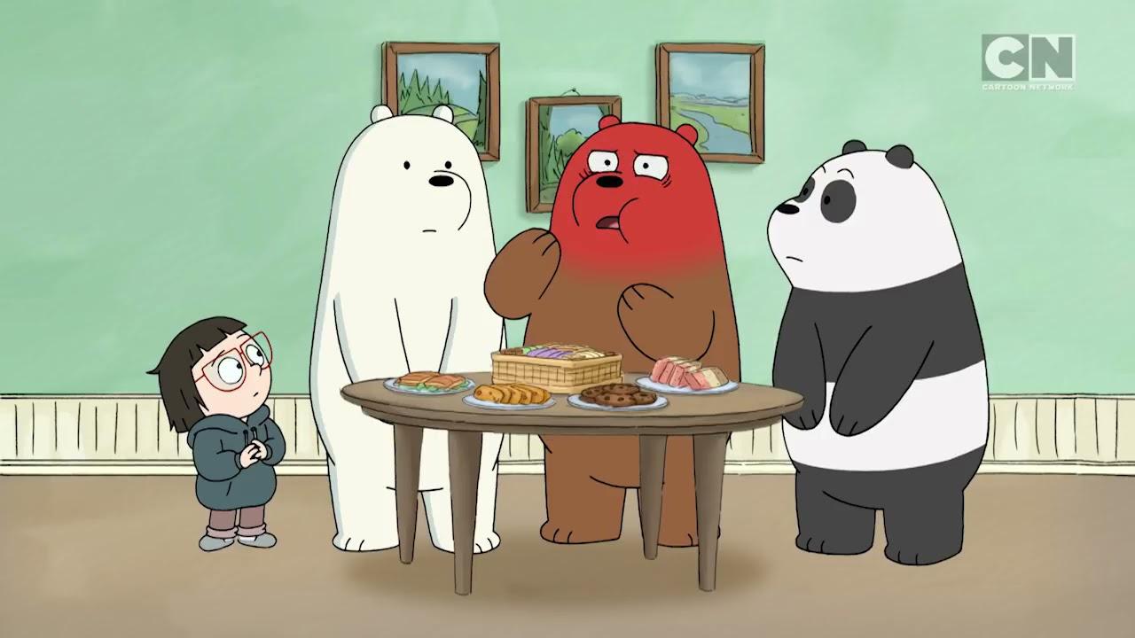 We Bare Bears | Funny Moments | Cartoon Network