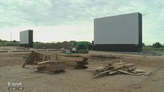 New drive-in movie theater aims to capture young, family audiences