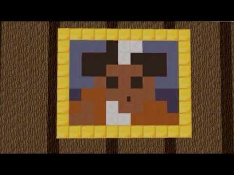 """Minecraft"" A parody of the Spongebob Squarepants Theme Tune"