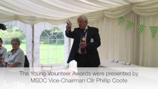 Our Young Volunteer of the Year Awards honoured the hard work of the remarkable young people in M...