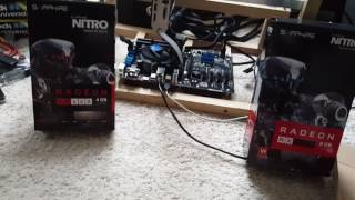 Two Radeon RX 460 4 GB Vs. One Radeon RX 480 8 Graphics Card For Ethereum Mining
