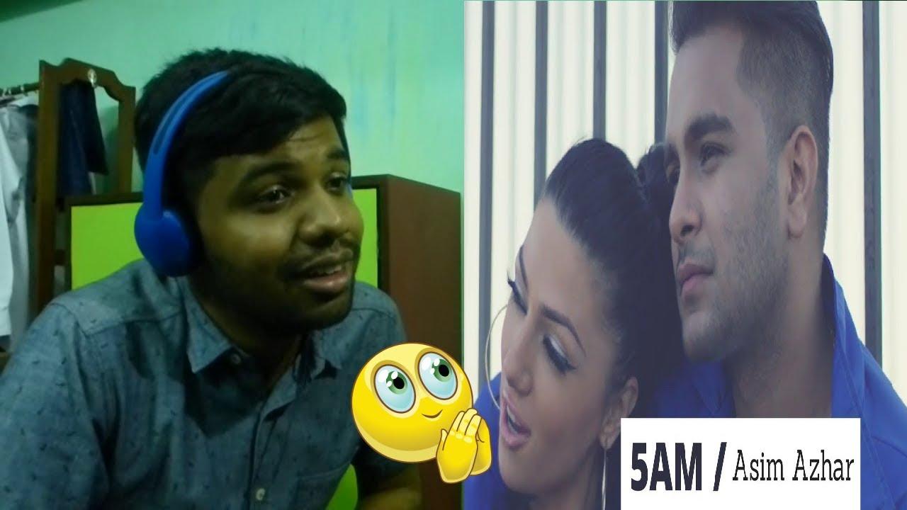 5 Am Asim Azhar Ft Upsidedown Official Musicreaction Thoughts