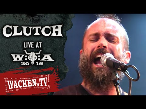Clutch - Full Show - Live At Wacken Open Air 2016