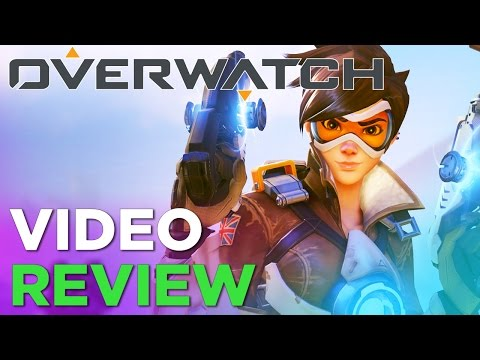 OVERWATCH Video REVIEW - Quality Control with Justin McElroy