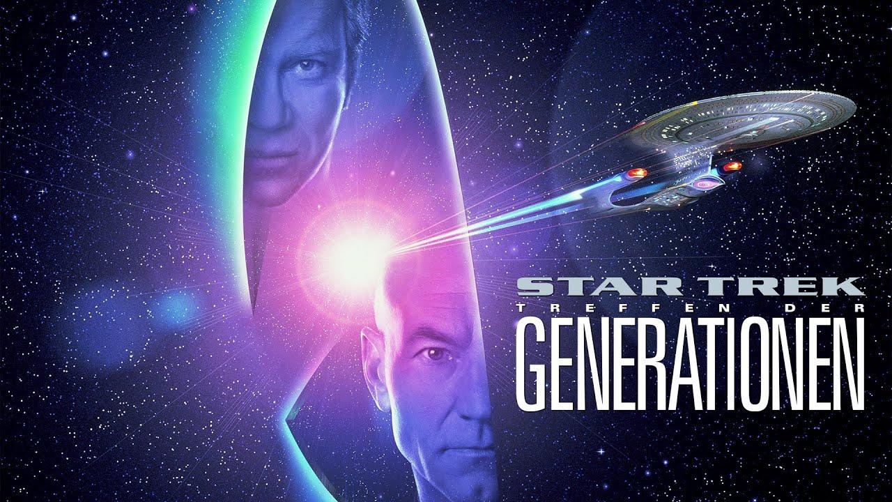 Star Trek 7 - Treffen der Generationen - Trailer HD deutsch