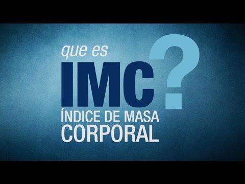¿Que es IMC?