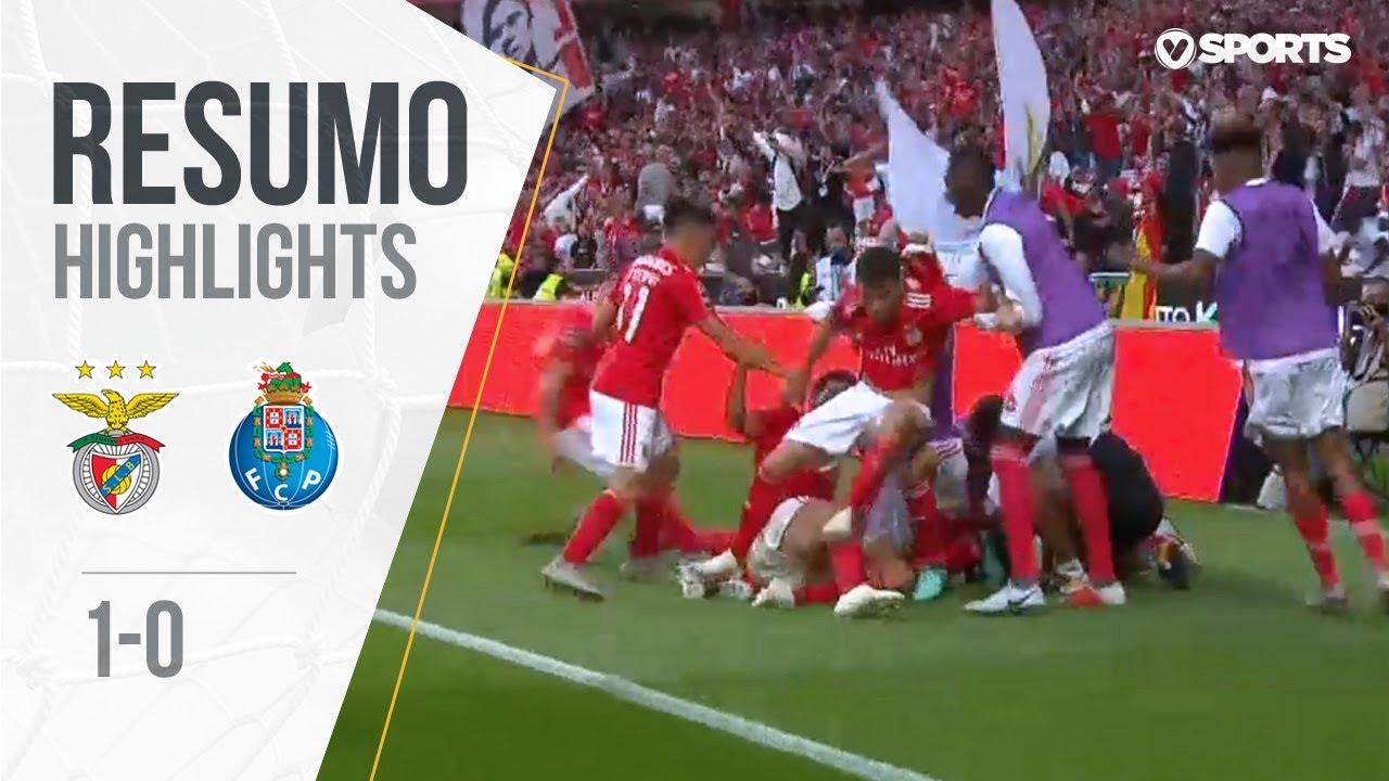 Resumo Benfica: Resumo: Benfica 1-0 FC Porto (Liga 18/19 #7