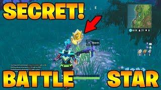 Secret Battle Star Week 2! Fortnite Season 4