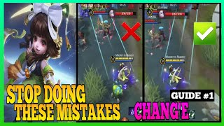 Chang'e Guide 1 | Why You Can't Burst Using Chang'e | Master the Basics | Chang'e Gameplay | MLBB