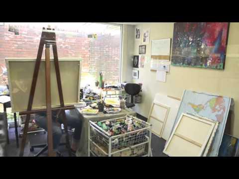 McAllen Creative Incubator - Studios