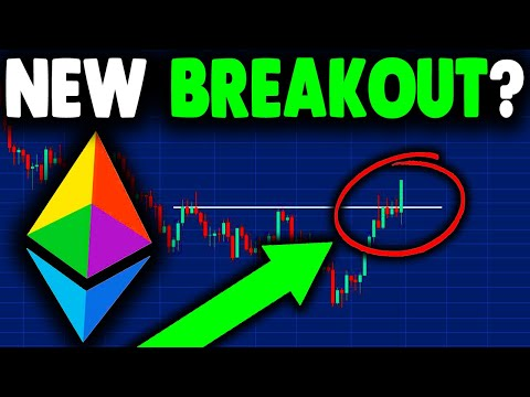 NEW ETHEREUM BREAKOUT? (price target)!!! ETHEREUM PRICE PREDICTION & ETHEREUM NEWS TODAY (explained)