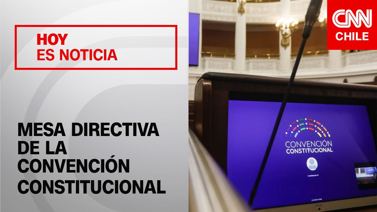 Frente Amplio se resta de presentar candidatos a la vicepresidencia de la Convención Constitucional