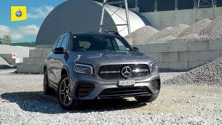 Mercedes-Benz GLB 250 4MATIC - Test de voiture
