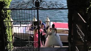 Свадьба в Италии. Свадьба на озере Комо: Диана и Александр. Отзывы на miracleweddings.ru
