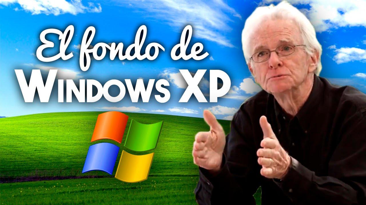 Fondo de pantalla de xp