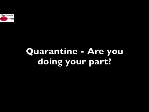 quarantine-:-are-you-doing-your-part??