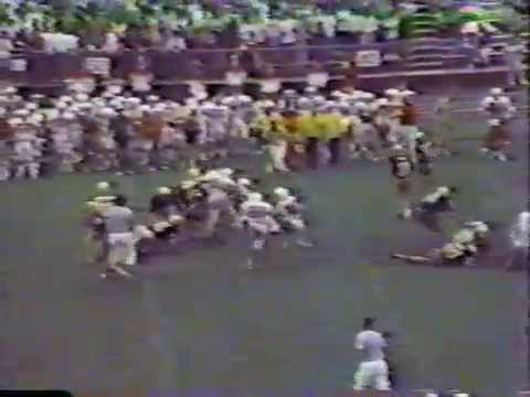 Upper Arlington vs Worthington part 2, Gahanna part I (52:29) 1986 football