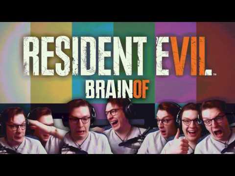 Das BESTE aus Resident Evil 7! #BrainOf