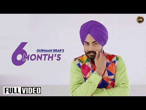 6 MonthS  Gora Jeonwala  Full    Yaar Anmulle Records 2017