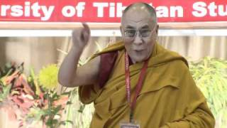 International Conference on Vinaya - HH the Dalai Lama