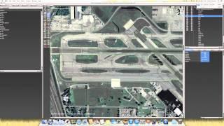 X-Plane إنشاء ممر