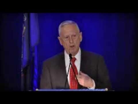 Reflections of a Combatant Commander in a Turbulent World - Keynote Address by General James Mattis