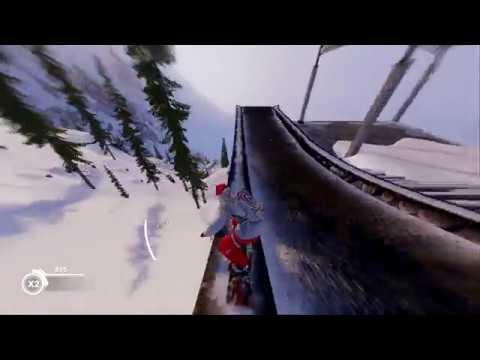 Steep Gameplay   Rails on Alaska Map