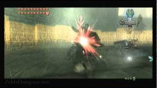 "Legend of Zelda Twilight Princess Walkthrough 22 (1/9) ""Hyrule Castle: East Courtyard"""