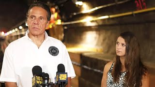 Did Governor Cuomo Reassign a Trooper for Dating His Daughter?