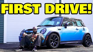 We BUILT an Electric Mini Cooper for UNDER $3,000 and its Awesome!