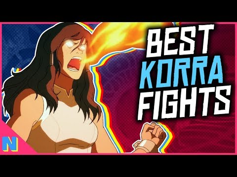 The 10 Best 'Avatar: The Legend Of Korra' Fights