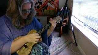 jamming in my jammies: classical gas a la ukulele