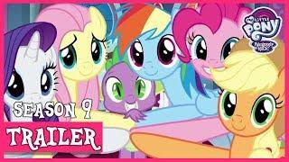 TRAILER (Season 9 THE FINAL SEASON) | MLP: FiM | [HD]