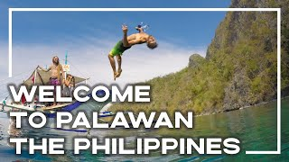 Exploring The Island Paradise Of Palawan In The Philippines With The TomTom Bandit Camera