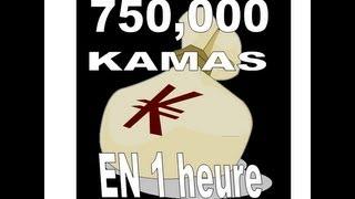 [DOFUS] ASTUCE KAMAS - 750.000 en 1 h voir plus !