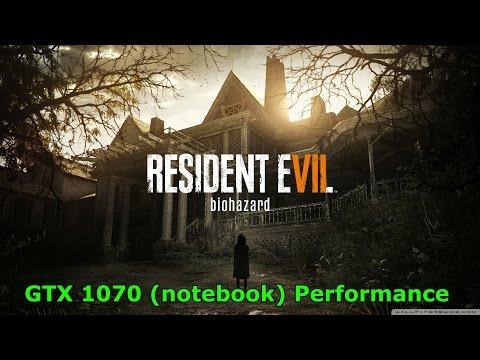 [Resident Evil 7] [PC] [GTX 1070 Notebook] [MSI GT72VR 6RE Dominator Pro] [1080p]