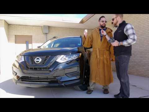 2017 Nissan Rogue Star Wars Edition, Episode I: Geek Cred?