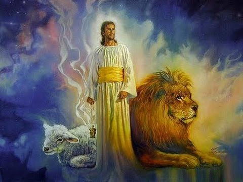 Revelation 1 Jesus Christ The Lamb Of God And Lion Of