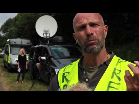 Fracking - Our Men Speak for the Earth