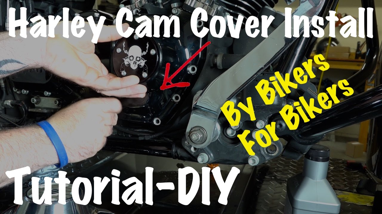 How To Install Harley Davidson Cam Cover Diy Biker Podcast Youtube 103 Wiring Diagram 2014