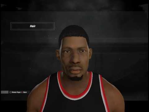 DeAndre Liggins NBA 2K17 Creation