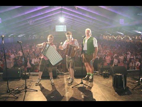 Kapfhammer Buam live in Ellmau (2015)