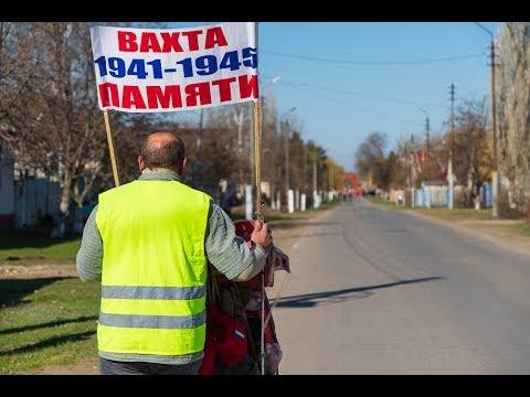 Путешественник Пономарев Владимир посетил Марксовский район