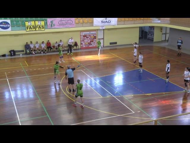 Serie A1F [20^]: Flavioni - Brixen 17-20