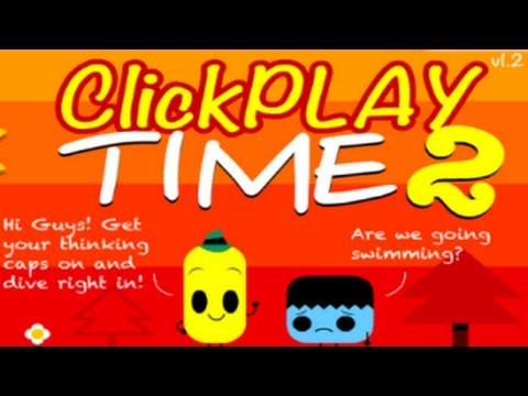 ClickPlay Time 2 Walkthrough