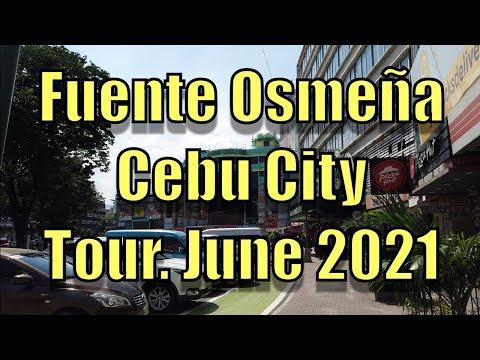 Fuente Osmeña Cebu City Tour, June 2021