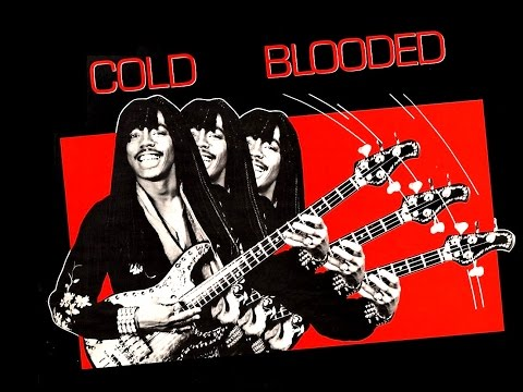 The Rick James Feat Stone City Band Cold Blooded Tour (Live L.A) 1983