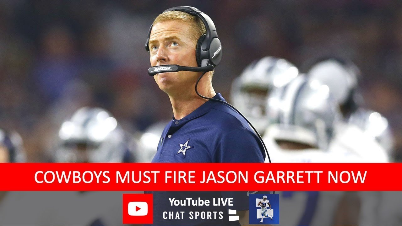 Jerry Jones won't fire Jason Garrett in-season, says that would give ...